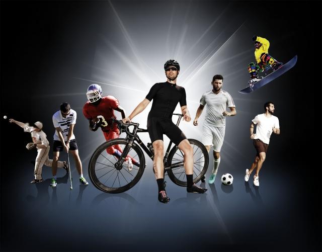 スポーツ画像