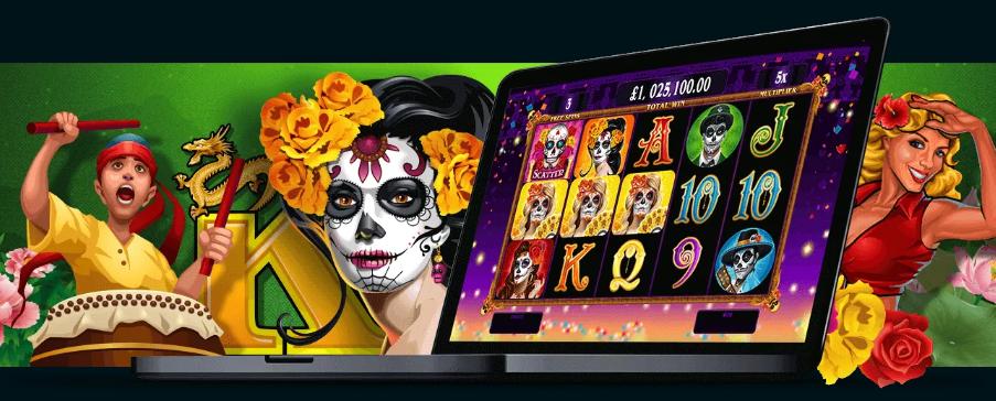 GamingClubTOP画像