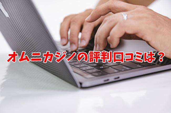 オムニカジノの評判口コミを検索する人の画像