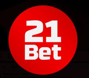 21BETロゴ画像