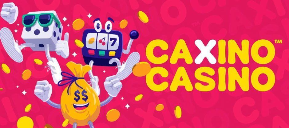 caxinoカジノトップ画像