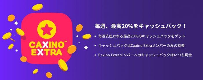 caxinoカジノVIP画像
